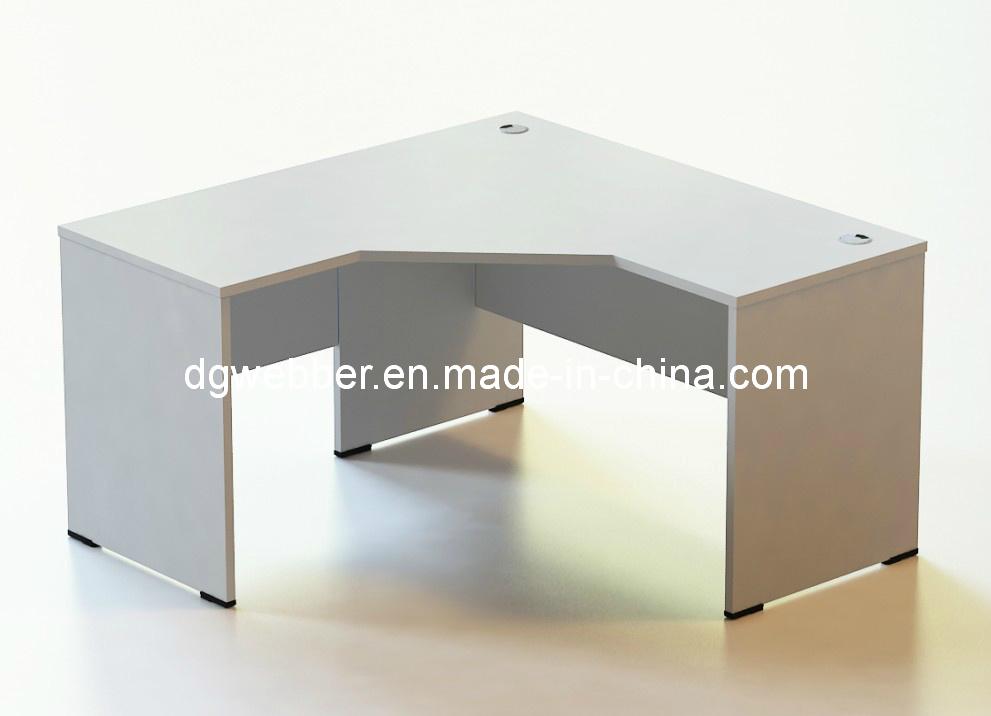Escritorio de madera de la l dimensi n de una variable - Escritorios en l ...