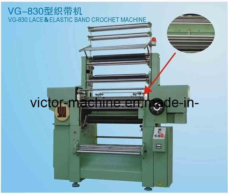 Crochet Machine : Crochet+Machine China Crochet Knitting Machine (VG-830) Photos ...