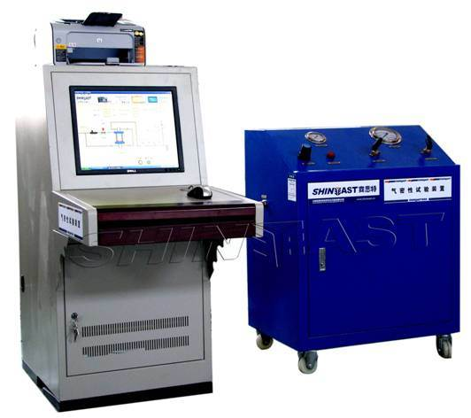 CNG Vehicle Gas Leak Test Machine (GBS40B-A)