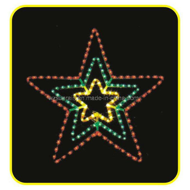 LED Motif Light (SRM) Star