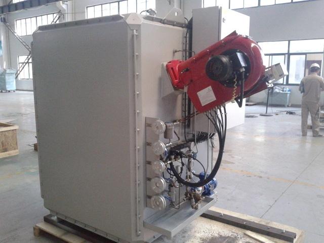 Ship Incinerator Hsinc-80 90 Litre Dustbin Incinerator