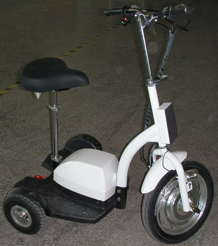 Electric Zappy 3 Pro Flex 3 Wheel Scooter - Electric Zappy 3 Pro
