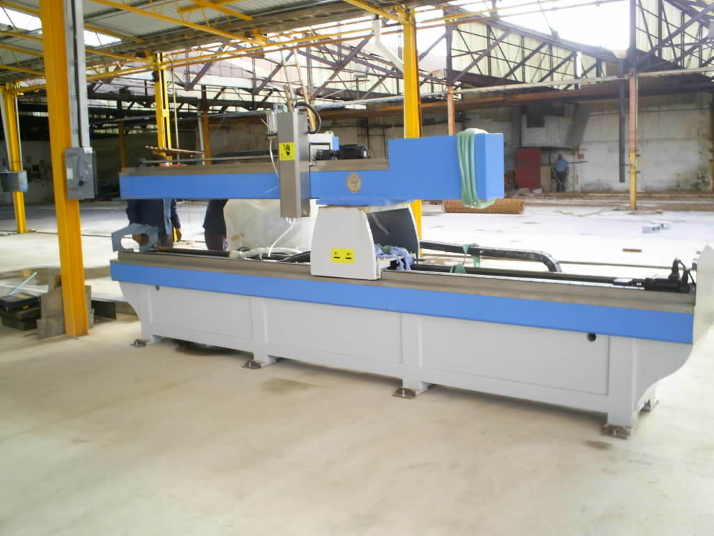 CNC Waterjet Machine, Cutting Machine (SQ4020)