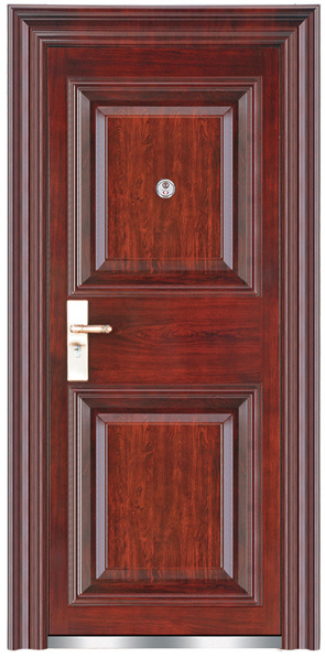 Steel Security Door (FX-B0211)