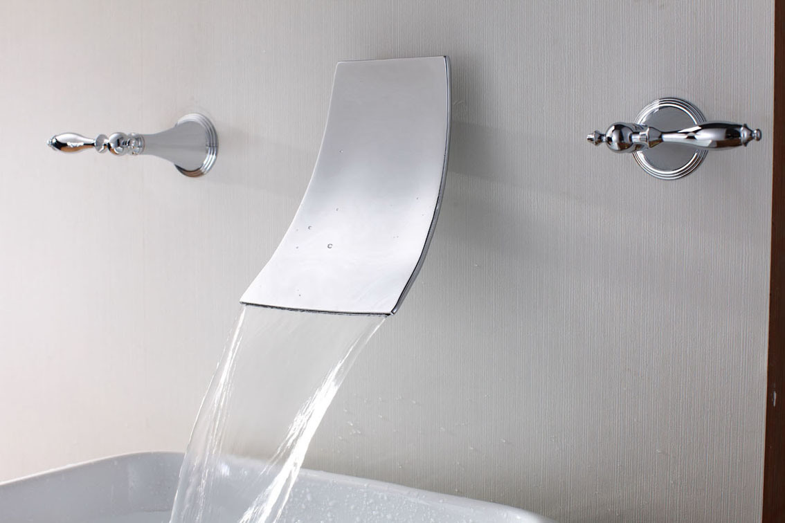 Wall Mount Waterfall Tub Faucet: Price Finder -Calibex