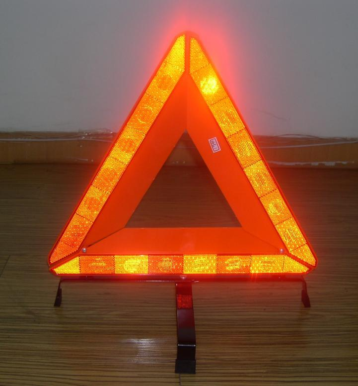 Tractor Reflective Triangles : China reflective warning triangle