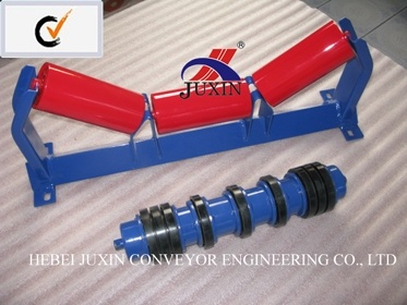 Carry Idler with Frame/Carrying Roller with Bracket/Impact Roller