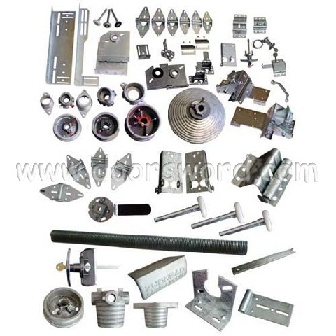 Garage Door Parts and Hardware