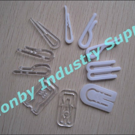 37mm Assorted Shaped Plastic Shirt Clip (N30712A)