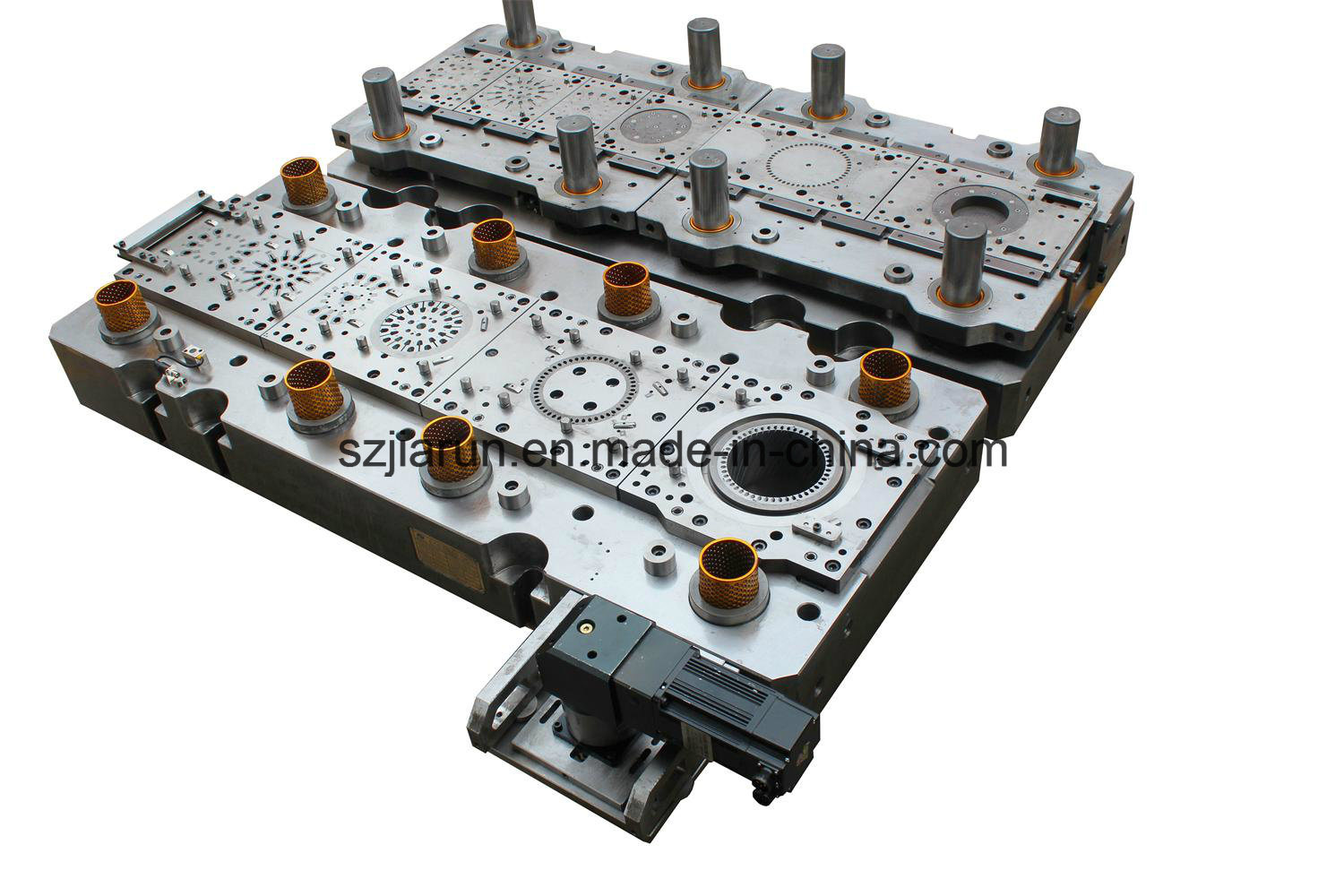 Ceiling Fan Motor Rotor Srator Progressive Stamping Die/Mould and Tool