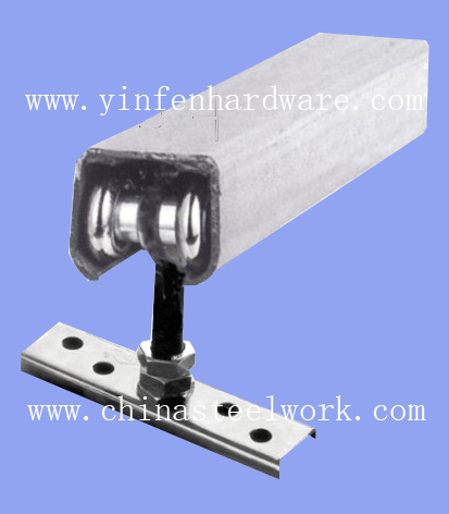 China Hanger Track on aluminum sliding window