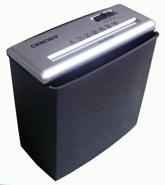 China Commercial Paper Shredders Ads512s China Paper
