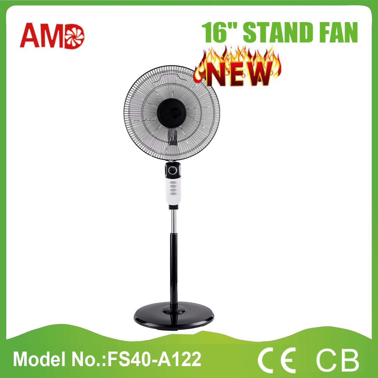2016 New Design Good Quality Stand Fan