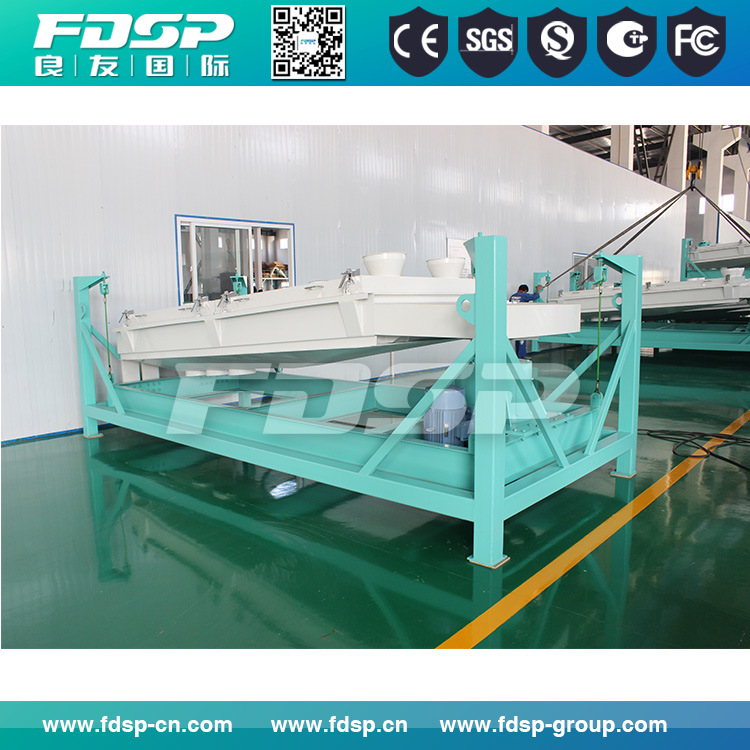 23 Years′ Experience Rotatory Sifting Machine for Feed Pellet