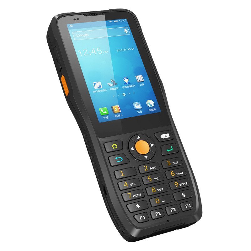 Jepower Ht380k Android Hand Held Terminal Support Barcode RFID NFC WiFi 4G-Lte