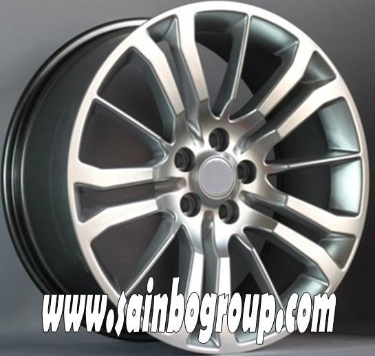 Fine Process Replica / Aftermarket Alloy Wheel
