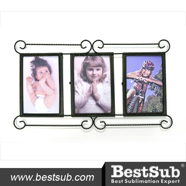 Bestsub Iron Coat Racks Decoration Photo Frame (TJ09)