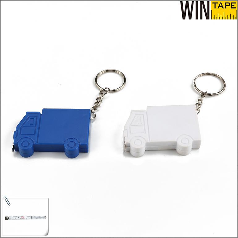 ABS Plastic Promotion Mini Custom Steel Tape Measure (MST-026)