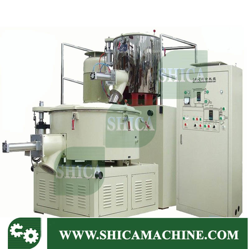 Ce Approved High Speed PVC Plastic Mixer Machine with Cooler