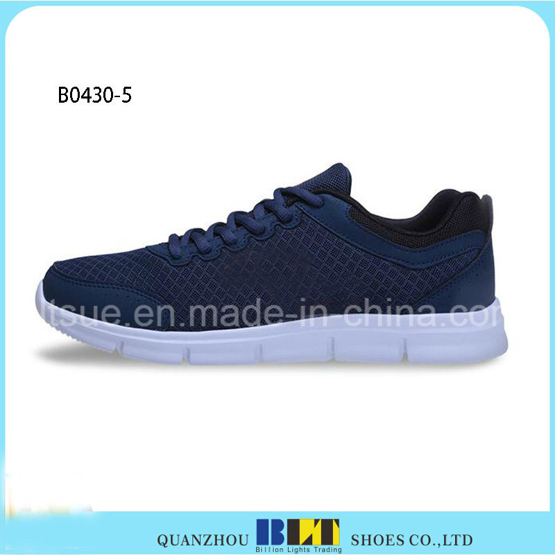 New Designer Man′s Sports Shoes with Md Outsole
