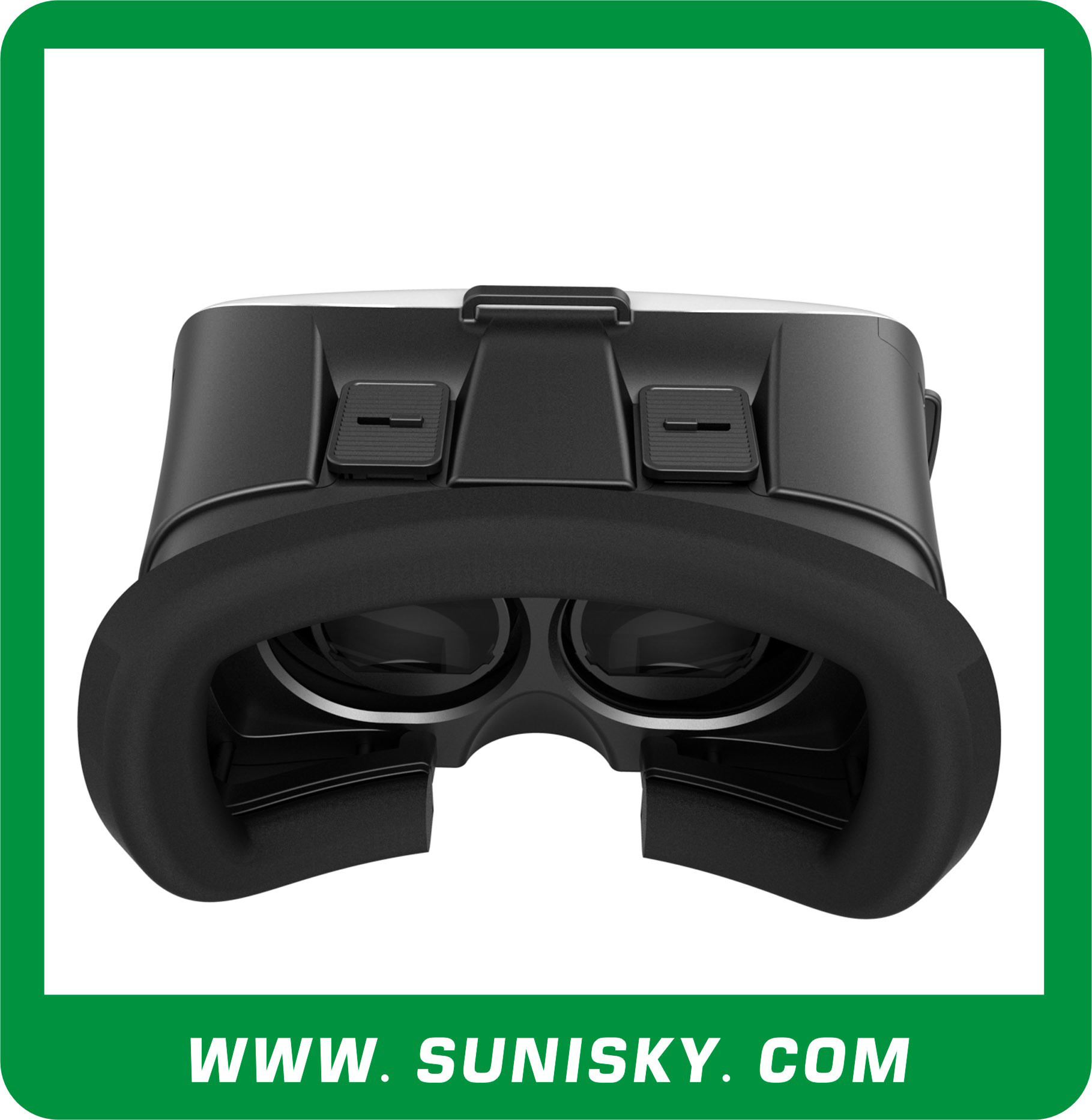 Virtual Reality Headset 3D Glasses Vr Box Vr Glasses (VR-02)