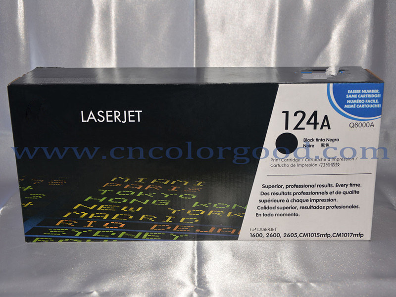 Wholesale Ce400 CB540A Ce250A Q9730A CF210A CF380 Laser Toner Cartridge for HP Printer