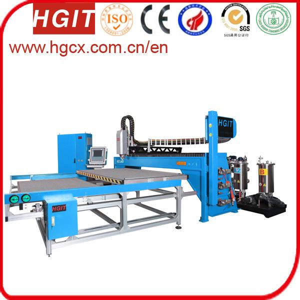 Lighting Gasket Sealing Foaming Machine