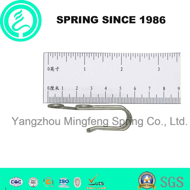 Hardware Widely Used White Zinc Small Customize Spring