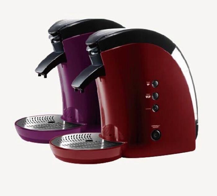Espresso Coffee Italian Pod Machine for Soft Pod