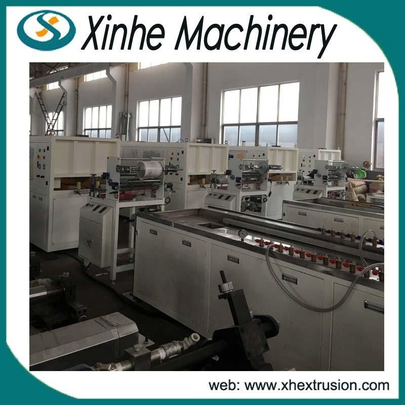 High Quality PVC Imitation Marble Sheet Extrusion Making Machine Production Line