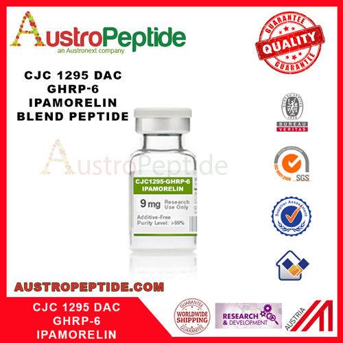 Mod Grf 1-29 Cjc1295 W/O Dac Ipamorelin, Ghrp-2 9mg Blend