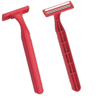 Twin Blade Disposable Razor (KD-P2003L of 10s′)