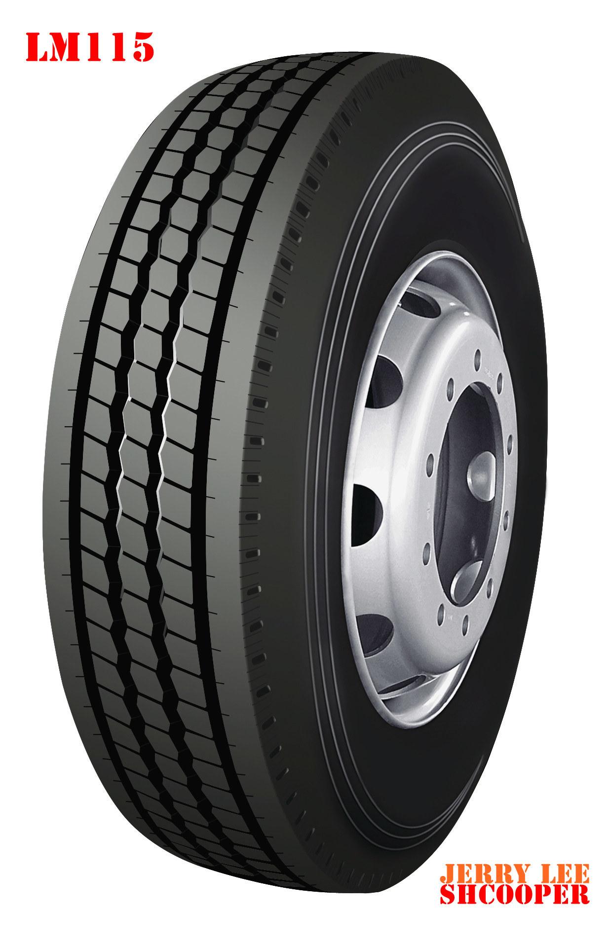 Longmarch/Roadlux Drive/Steer/Trailer Truck Tire (LM115)