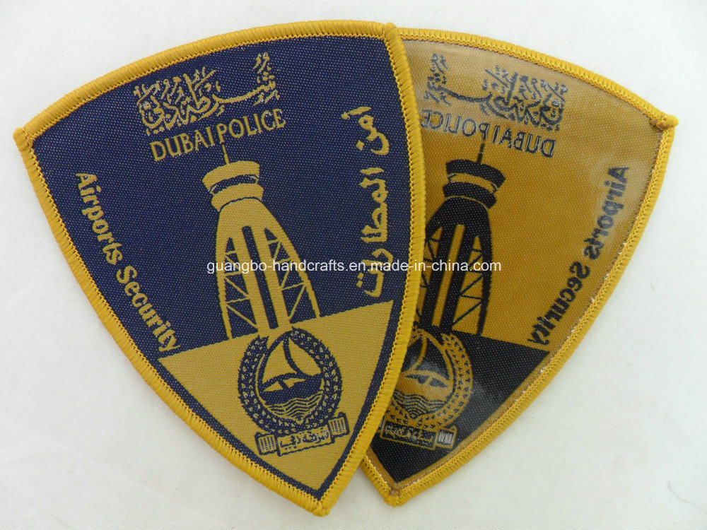 New School Garment Woven Patches (WP-56)