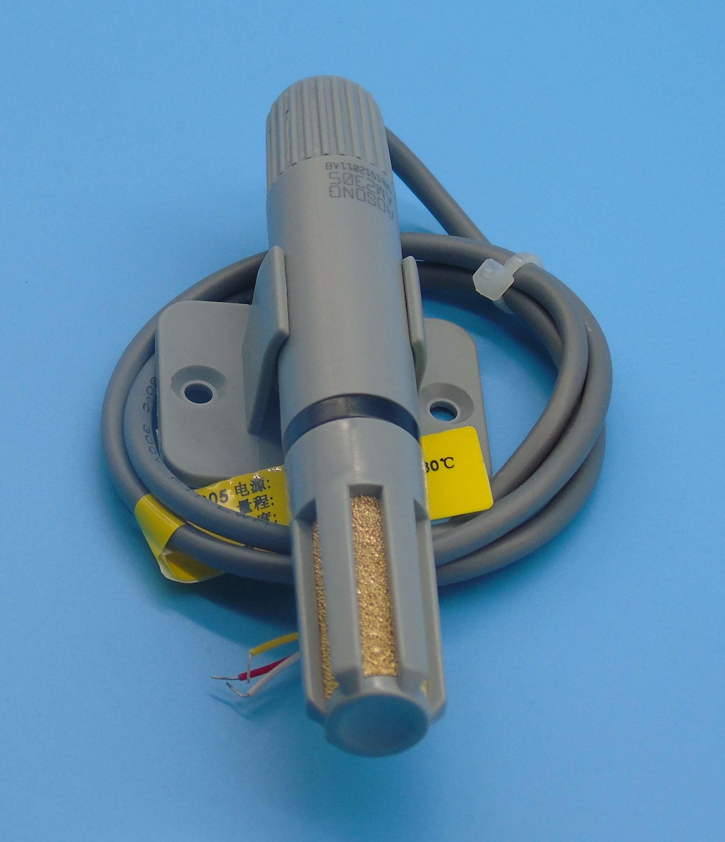 Digital Module Acquisition Techniques Temperature Humidity Sensor