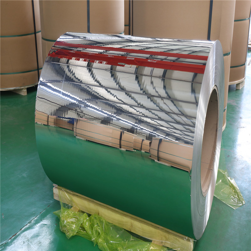 Aluminum Mirror Sheet for Decoration Used