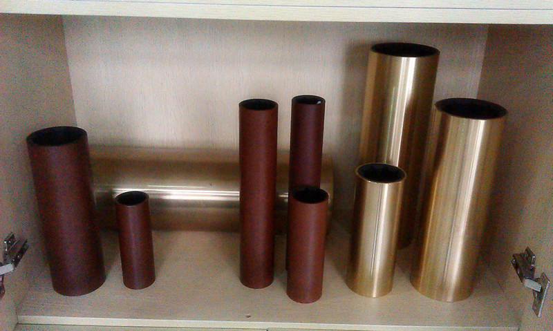 Water Lubricated Rubber Bearing