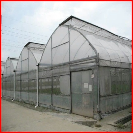 Agriculture Farm Multi Span Plastic Greenhouse Cover for Sale