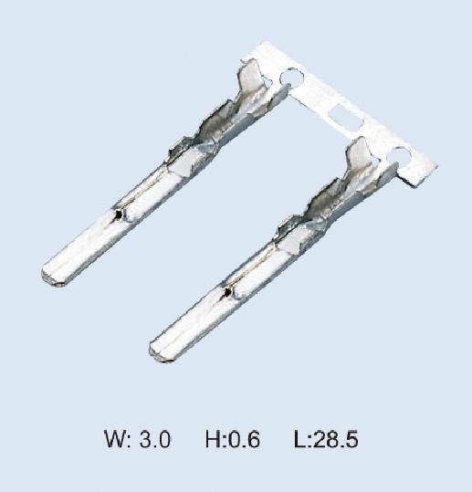 Auto/Car Part Wire/Connector Terminal (0089)