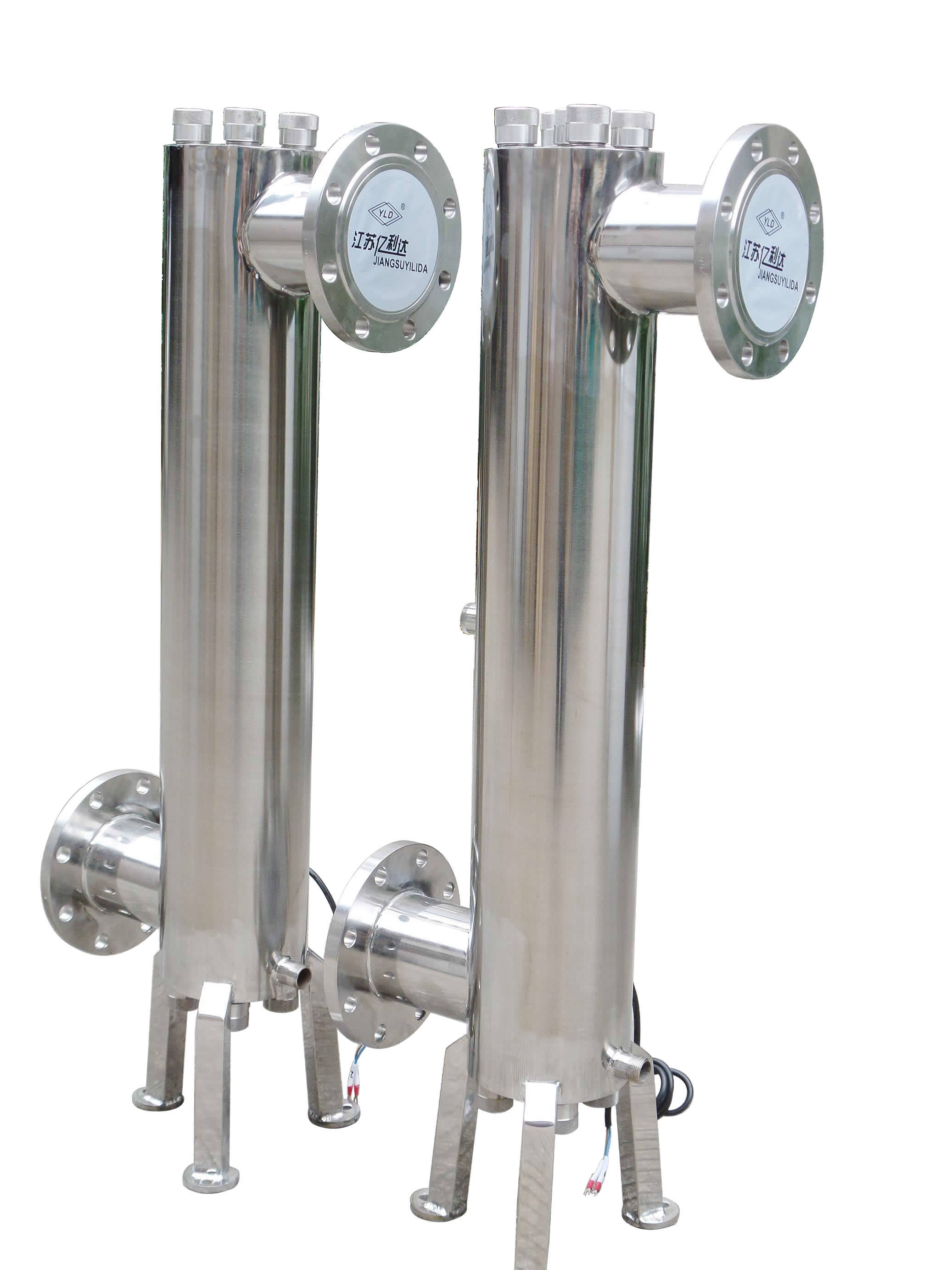 Industrial Water UV Sterilizer, Water Purifying UV Light Sterilizer