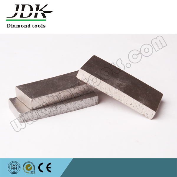 Jdk Diamond Segment for Sandstone Cutting