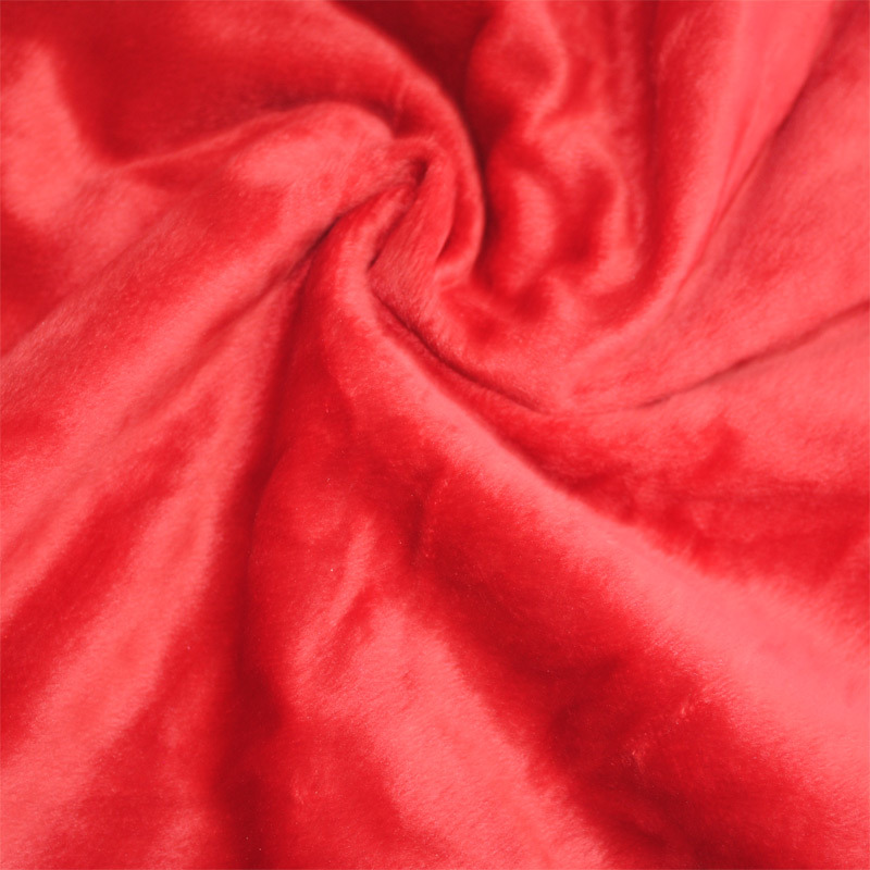 100%Polyester of Velvet Fabric