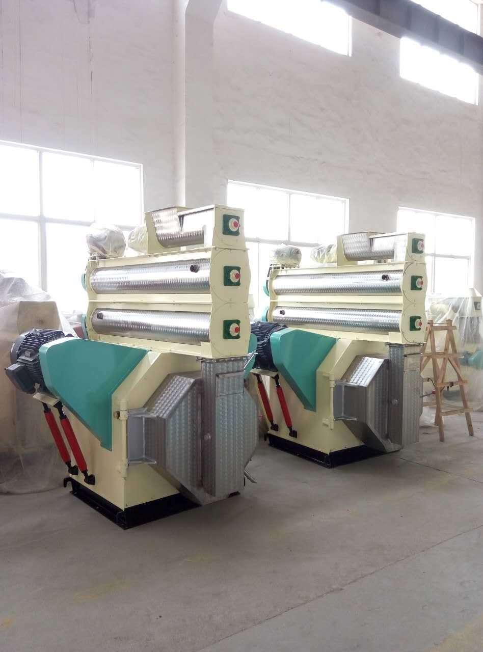 Hkj35 Animal Feed Pellet Mill
