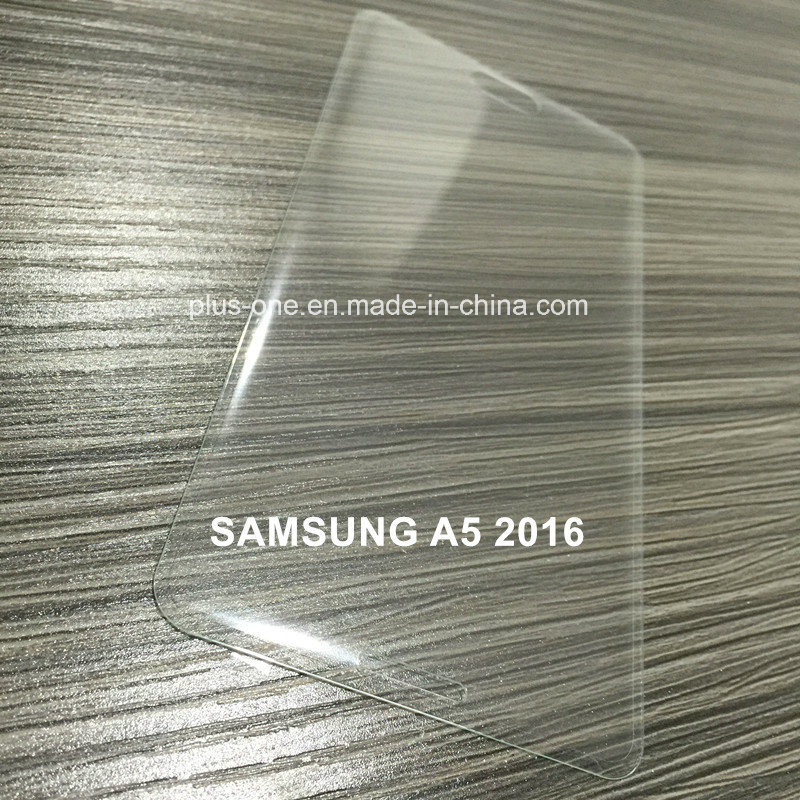 3D Curved Full Cover Tempered Glass Screen Protector for A5 2016 A510