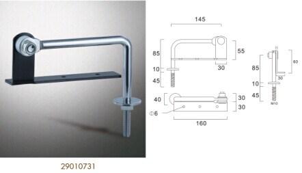Sofa Fittings, Sofa Headrest Hinge, Sofa Hinge (29010715)