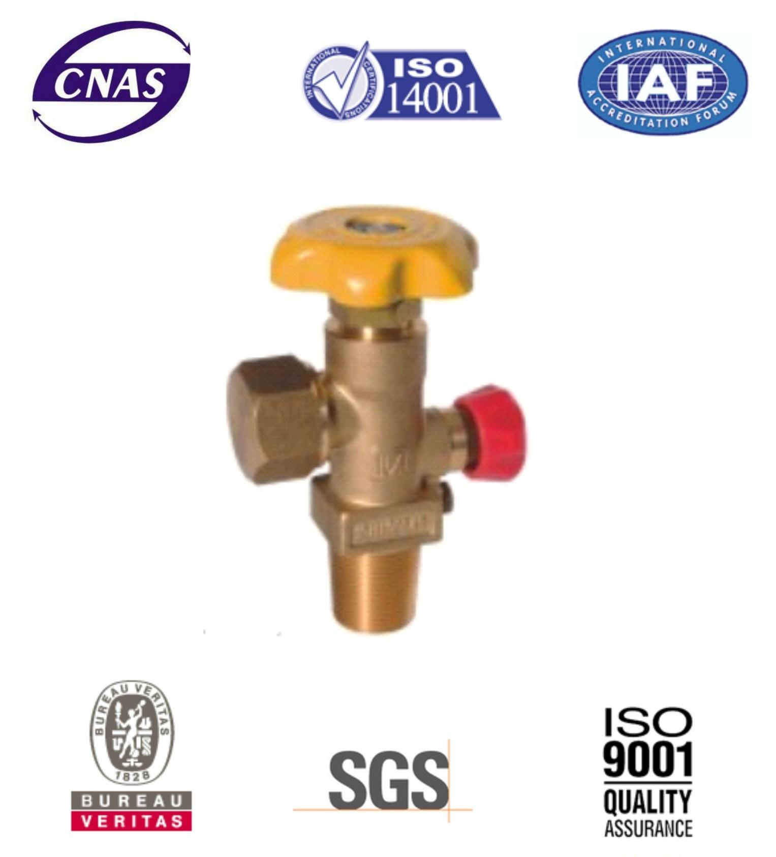 Refrigerant Cylinder Valve - Refrigerant Valve (QF-13B)