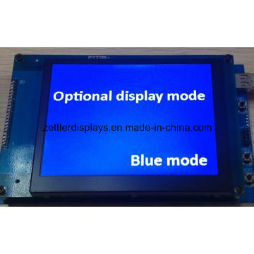 320*240 Dots Mono Display, Changed From TFT, 5.6′′