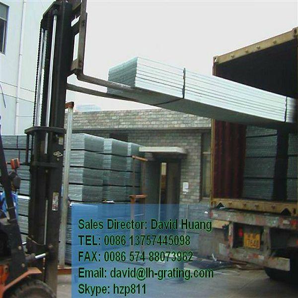 Galvanized Standard Steel Grating for Grating Fabrication