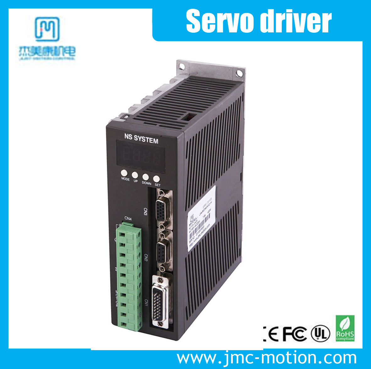 Reasonable Price 1kw Servo Motor System 3000r/Min