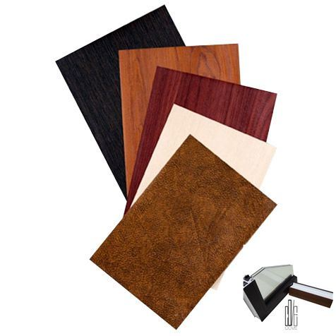 Anti-UV Wooden Grain PVC Film